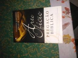 Livro A arte e o ofício da pregação biblica
