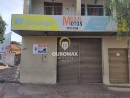Salão Comercial para alugar, 250 m² por R$ 1.900/mês - Av. Jacinto F. de Sá - Ourinhos/SP.