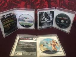 GTA 5 FIFA JOGOS PLAYSTATION 3