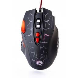 Mouse Gamer Com Fio 3200DPI Hayom MU2907 - Loja Dado Digital