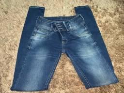 Calça jeans feminina - Tam. 34