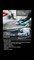 Polimento Automotivo/A Domicílio