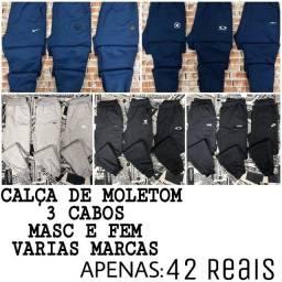 *** CALÇAS DE MOLETOM ***