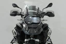 Bmw R 1200 Gs Adventure Triple Black 2018 preta.