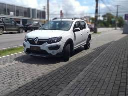 SANDERO 2015/2016 1.6 STEPWAY RIP CURL 8V FLEX 4P MANUAL