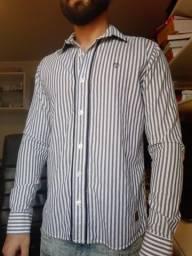 Camisa Calvin Klein - P - Masculina