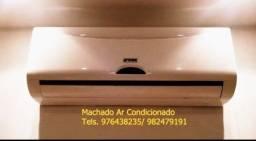 Ar Condicionado Instalação Manutenção Conserto Carga de Gás Desinstalação