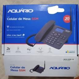Telefone Aquário Novo