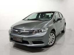 Honda Civic 1.8 Lxs MT 2013 Todo Revisado