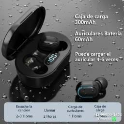 Fone de ouvido Bluetooth 5.0 True Wireless E7s