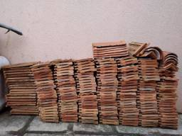 Doação de telhas de barro
