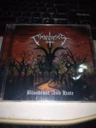 Cd Castifas - Bloodlust and Hate