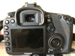 Câmera Profissional Canon EOS 7d digital SLR