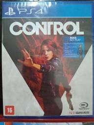 Jogo Control PS4 LACRADO