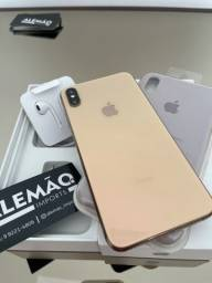 IPhone XS Max 64 GB Gold (Impecável)