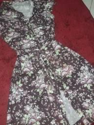 Vestido florido Estampado