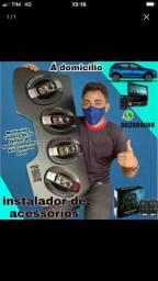 INSTALADOR DE ACESSÓRIOS A DOMICÍLIO