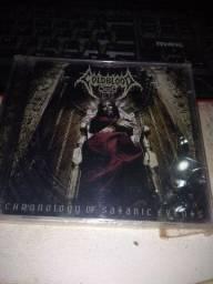 Cd Coldblood - Cronology of Satanic Events
