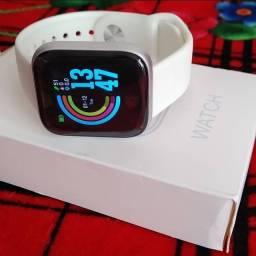 Relógio Smart D20 Pro - NOVO (Compatível com Android e IOS)