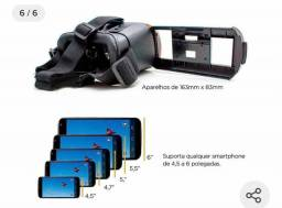 Óculos realidade virtual 3 D