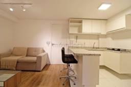 Apartamento à venda com 1 dormitórios em Campo comprido, Curitiba cod:AP01216