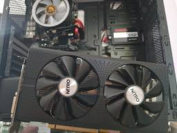 PC Gamer, I5, SSD, 8GB