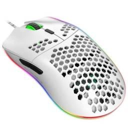 Mouse hxsj j900 Novo!!