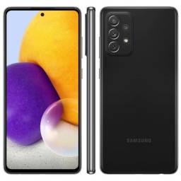 Samsung Galaxy A72 Preto, Lacardo, Nota fiscal e garantia de 1 ano