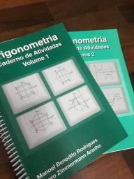 BOX- Trigonometria- caderno de atividades- volumes 1 e 2
