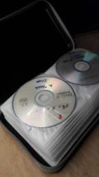 Vendo Porta CD diversos filmes