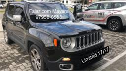 Jeep Renegade Limited flex 17/17 falar com Mayara