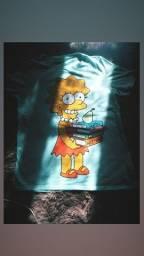 Blusa da Lisa Simpsons