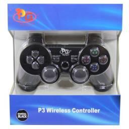 Controle Ps3 Sem Fio Dualshock Playstation 3 Wireless