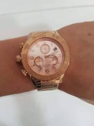Relógio Mondaine Bronze