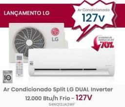 LG Dual Inverter 110v
