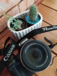 Camera semi profissional Canon SX50 HS