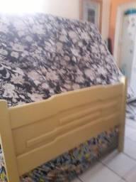 Cama + colchão