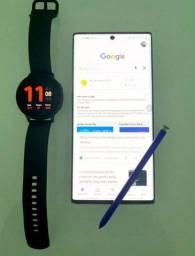 Note 10 plus e watch active 2