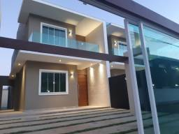 Casa Duplex na Nova são Pedro com 02 suítes sendo 03 quartos, fino acabamento