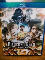 Shingeki no Kyojin (Attack on Titan) em Blu-ray / 5 Discos