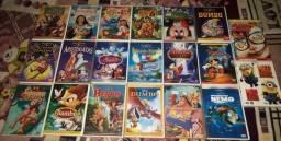 Filmes Clássicos Disney 20 cada