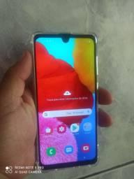 Samsung a51 128 giga 6 de ram biometria off carregador