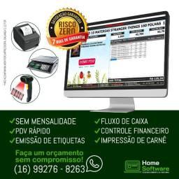 Frente de Caixa, Sistema Vendas, PDV, Financeiro, Fluxo Caixa - Paulista