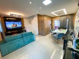 Linda casa duplex em condomínio na Lagoa Redonda