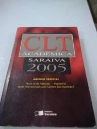 Livro CLT Acadêmica.