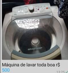 Máquina de lavar bastante