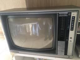 Tv sharp linytron  vintage antiga