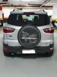 Ford Ecosport SE 2.0 Automático Prata 2014