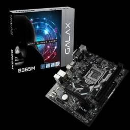 Placa mãe Galax b365m