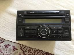 Rádio 2 sim nissan mais serve qualquer carro